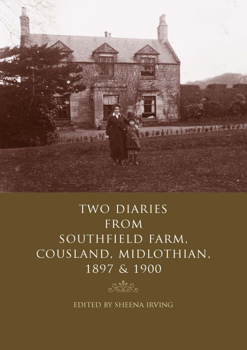 Front cover Two Diaries from Southfield Farm